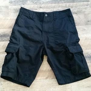 Goodfellow & Co Black Cargo Shorts